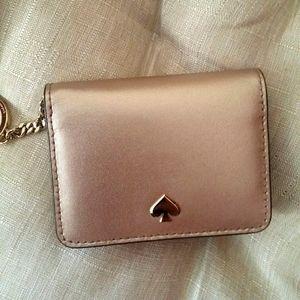 Authentic katespade wallet